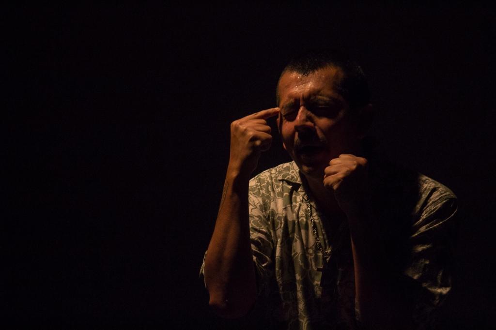 Del Desierto. Cicuta Teatro. Foto: Sebastián Becerra.