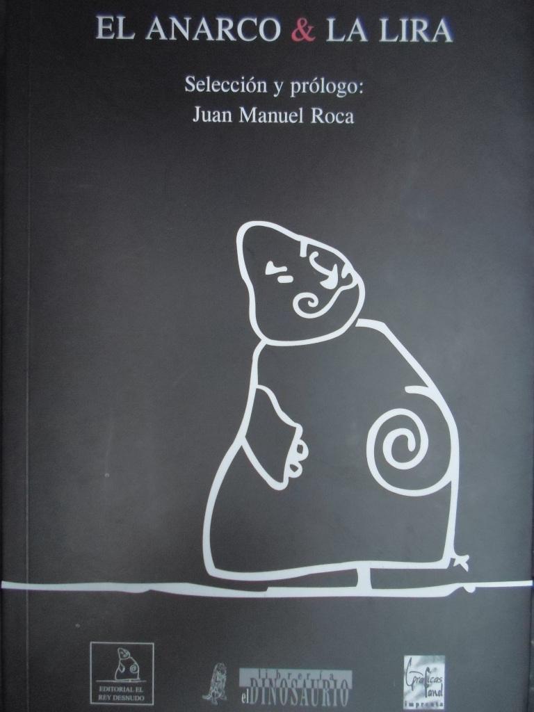 Carátula del libro El Anarco y la lira