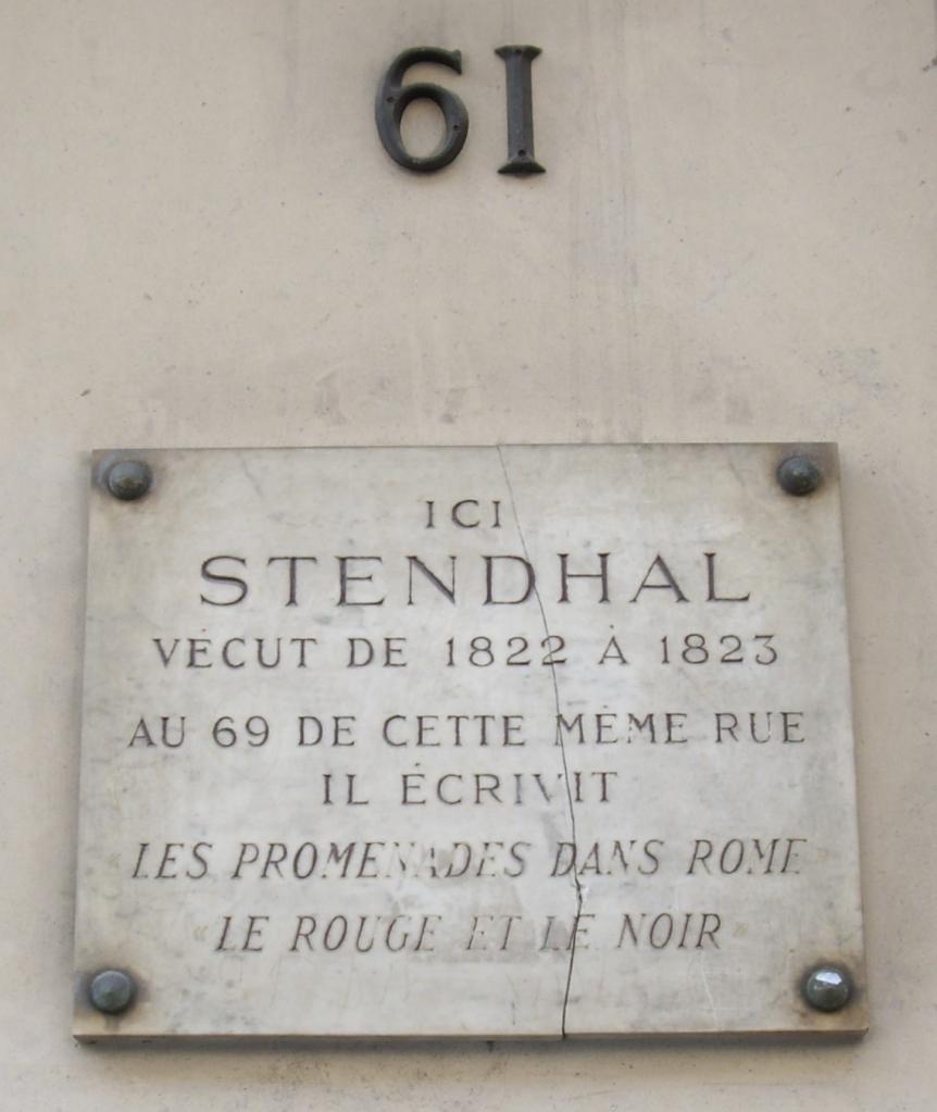 Para Dios, la única excusa es que no existe. Stendhal.