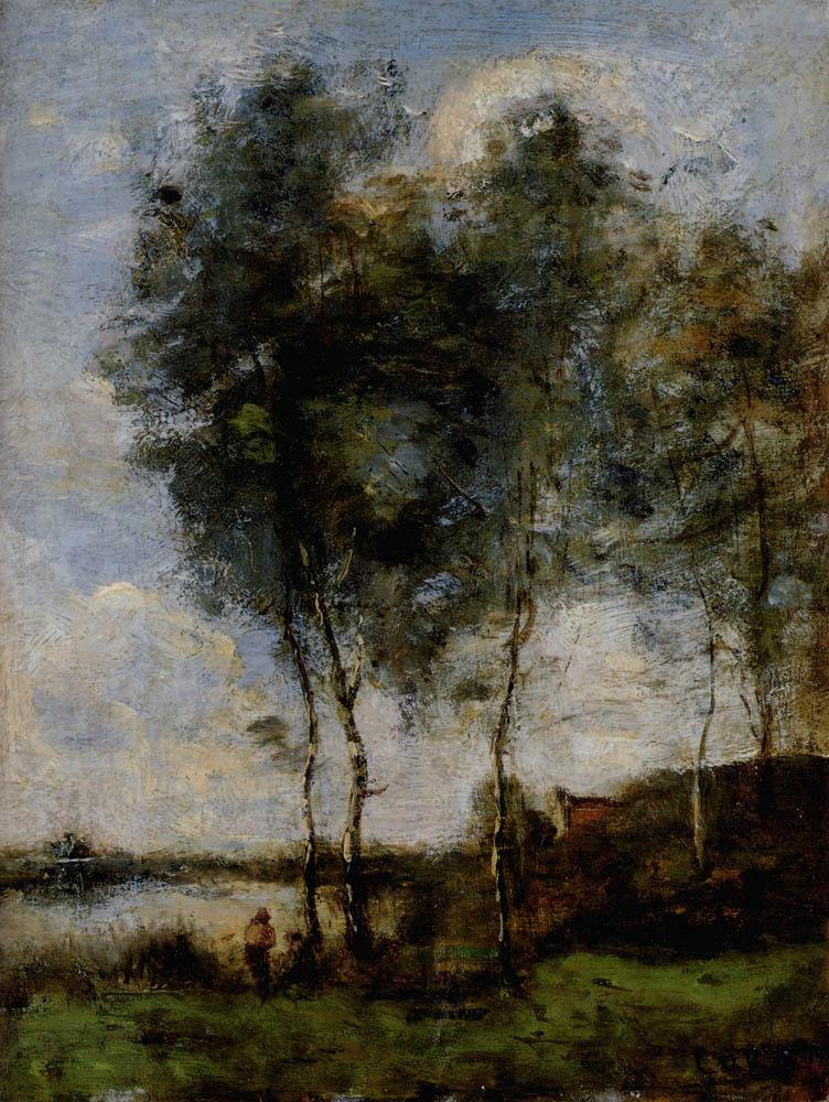 Corot Jean Baptiste Camlle: