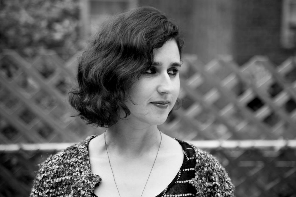 Fátima Vélez Giraldo. Foto de su archivo particular.