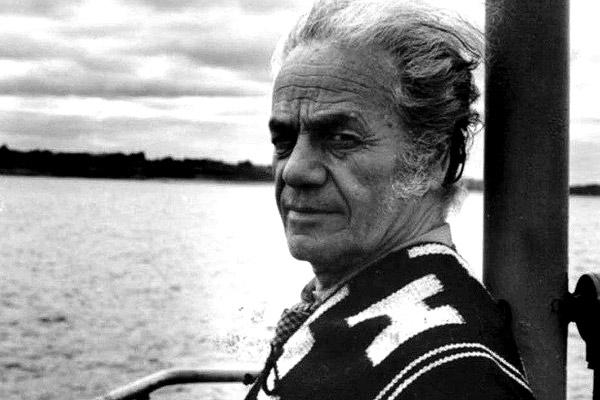 Nicanor Parra. Foto: EFE.