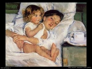 Sólo hay una cosa en la vida para una mujer, ser mamá... Una mujer artista tiene que ser capaz de hacer sacrificios.
