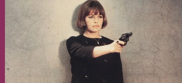Jeanne Moreau en 'La novia vestía de negro', de François Truffaut.