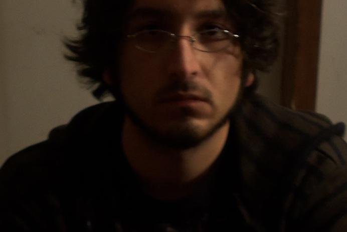 Pablo Mirlo. Foto de su archivo particular.