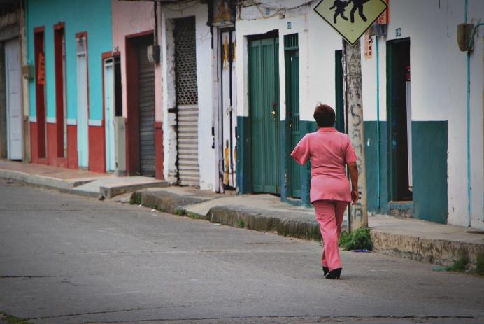 'Caminar'. Foto: Jess Ar