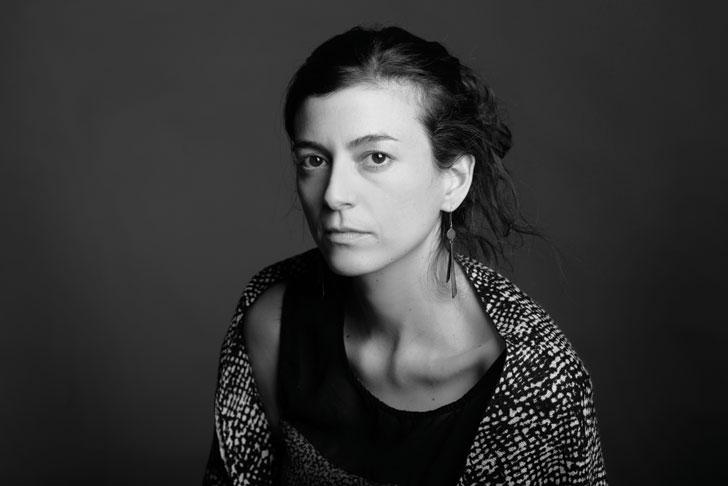 Samanta Schweblin. Foto tomada de losinrocks.com