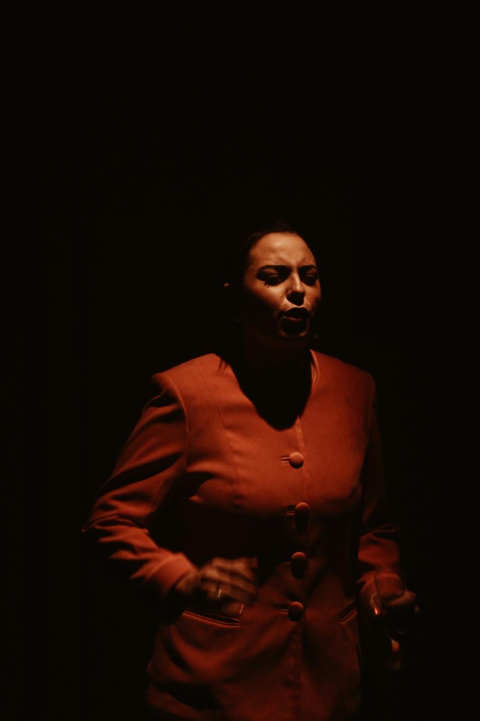 «Bitácora del mensajero». Foto: Andrés Felipe Rivera.