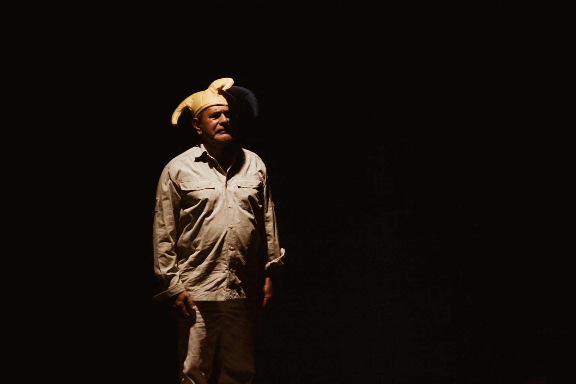 «El silencio». Teatro Del Presagio. Foto: Andrés Felipe Rivera.