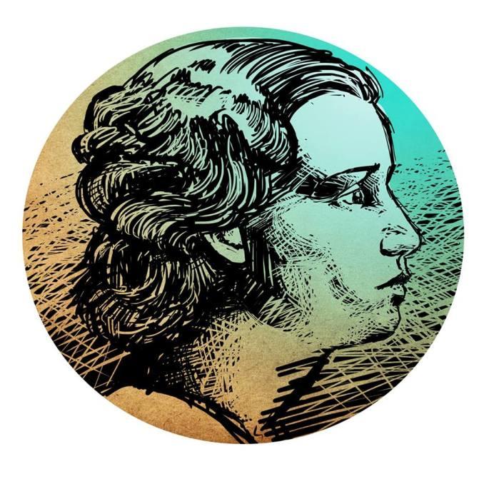 Ida Gramcko. Ilustración de Pablo Kalaka.