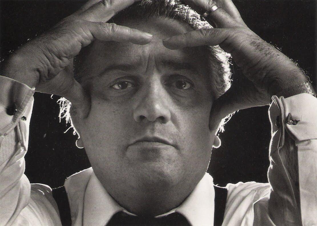 Federico Fellini, Revista Literariedad, Escribiendo Cine