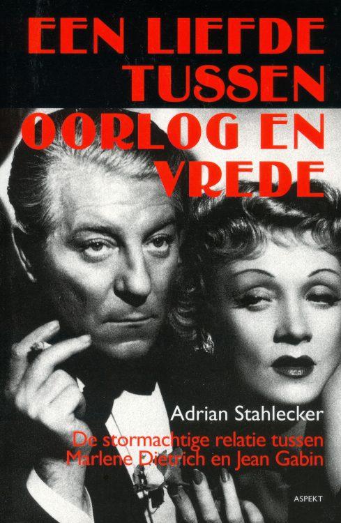 Marlene Dietrich y Jean Gabin