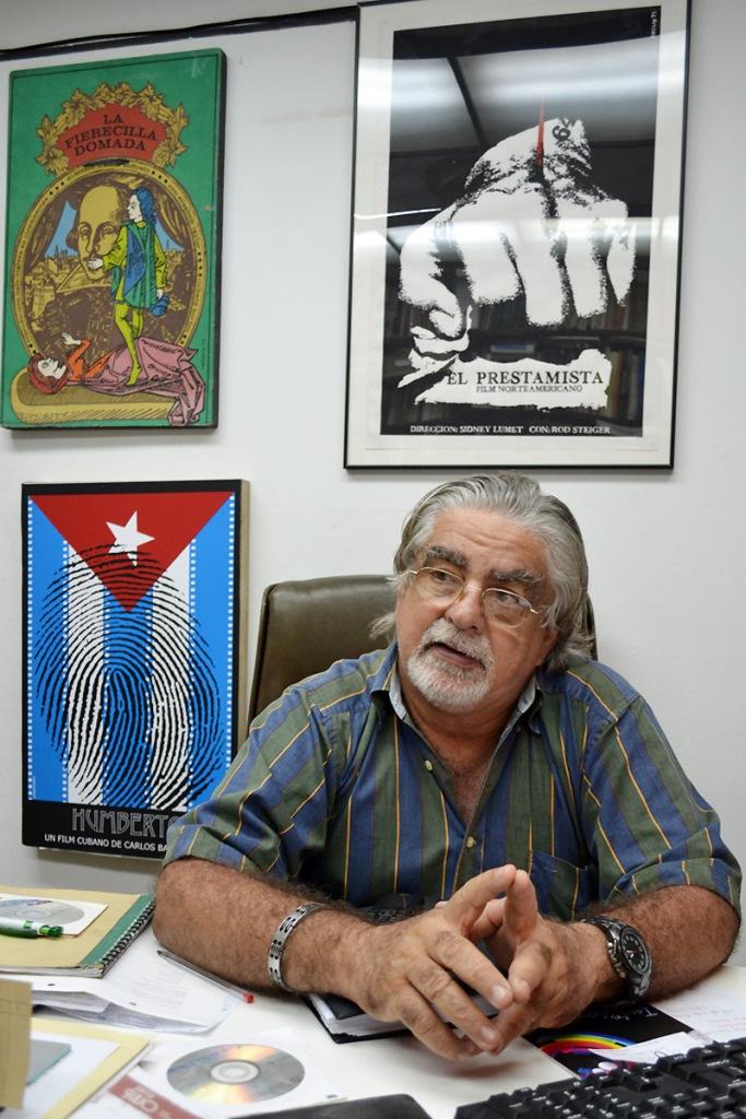 Cinemateca de Cuba, Luciano Castillo, Literariedad