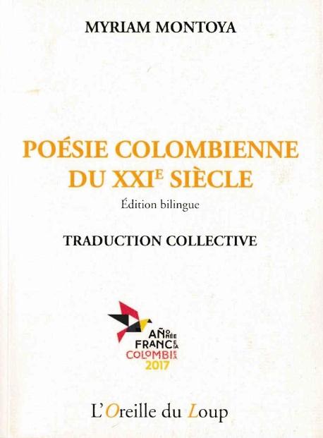 poesia colombiana antologia francia cara